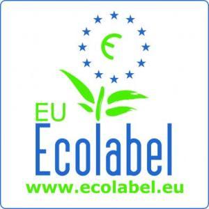 Etiqueta ecológica Europea.