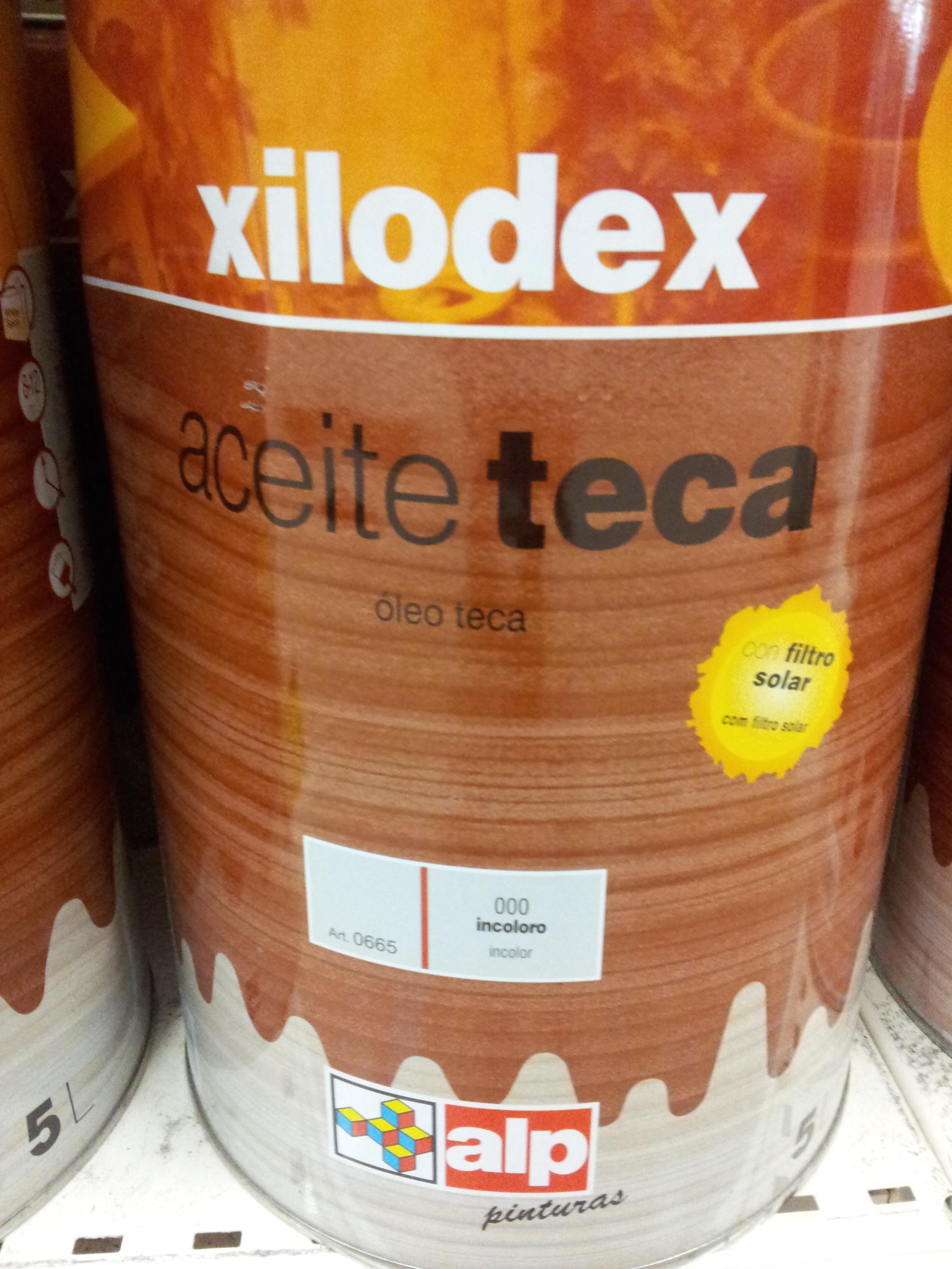 Aceite de teca deco brico mon - Aceite de teca para madera ...