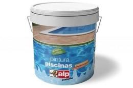 pintura de piscinas al agua alp