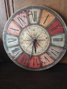 transfer reloj