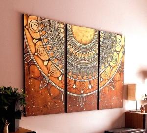 Pintamos Mandalas Deco Brico Mon - Pinturas-de-mandalas