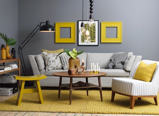 amarillo gris