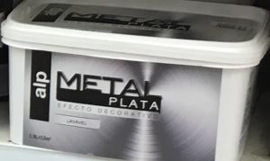 metal plata