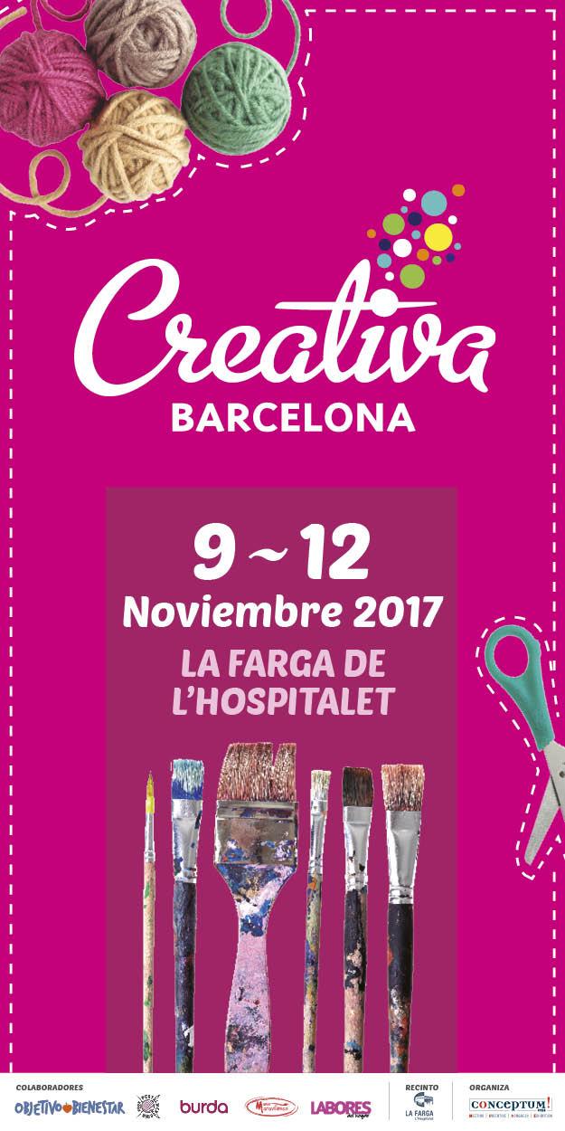 CreativaBCN 9-12 noviembre
